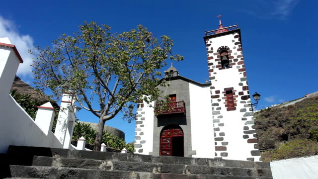 Canarian Church, La Palma video