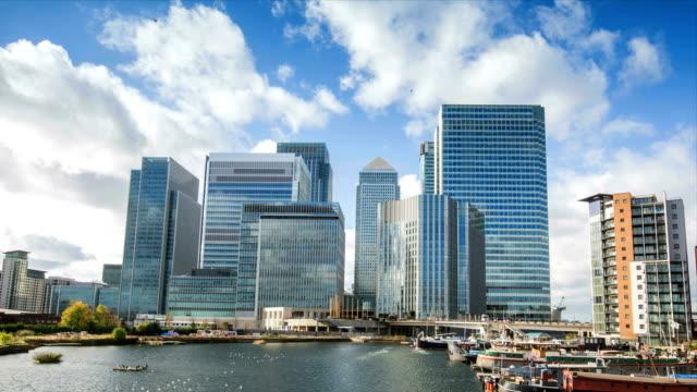 Canary Wharf activity video