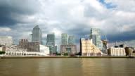 Canary Wharf - London video