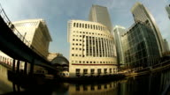 Canary Wharf video