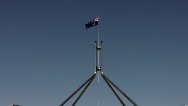 Canberra Parliament House video
