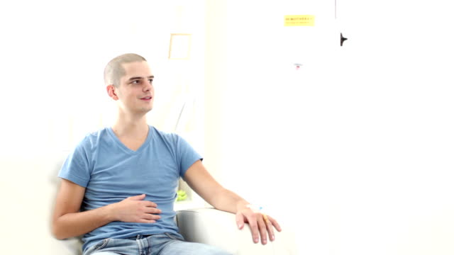HD: Cancer Patient Testimonial. video
