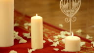 Candles - Stock Footage video