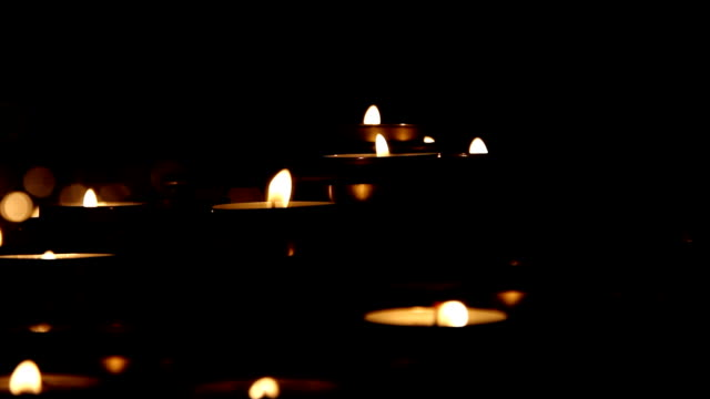 Candles (HD) video