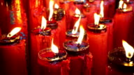 Candles. video