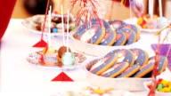 Candy bar birthday video