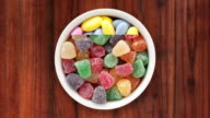 Candy bowls video