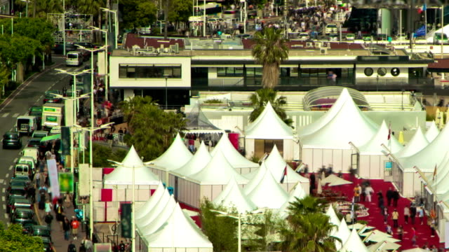 Cannes Film Festival Pan video