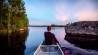 Canoe video