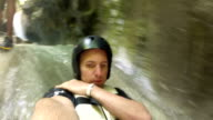Canyoning video