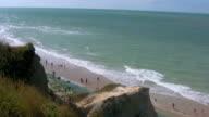 Cap Griz-Nez beach France video