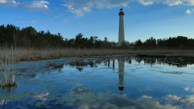 Cape May Lighthouse, NJ video