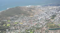 Cape Town - Panning video