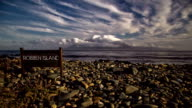 Cape Town timelapse taken from Robben Island video