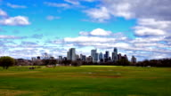 Capital Cities Zilker Park Austin Texas early spring 2016 timelapse fast motion cloudscape video