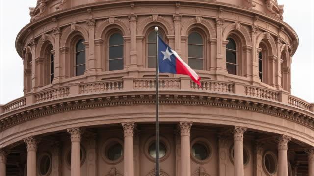 Capitol Building Austin Texas video