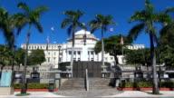 Capitol Building - San Juan, Puerto Rico video