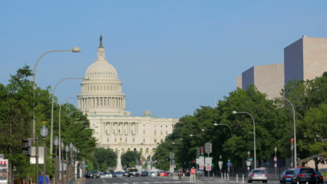 US Capitol building video