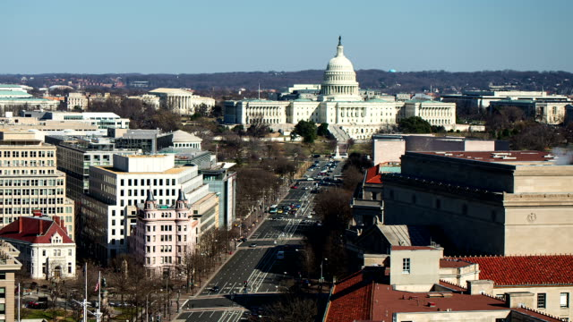 U.S. Capitol building video