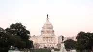US Capitol - medium with ducks video