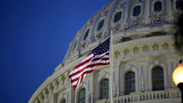 US Capitol, Washington DC video