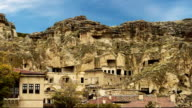 Cappadocia turkey nature cave fairy chimney miracle holiday tourism video