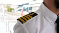 Captain epaulet. video