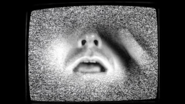 Captured in TV video