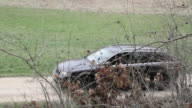 Car breakdown video