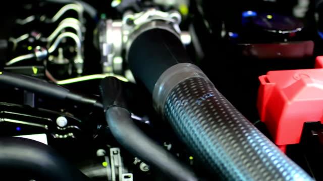 Car Engine video