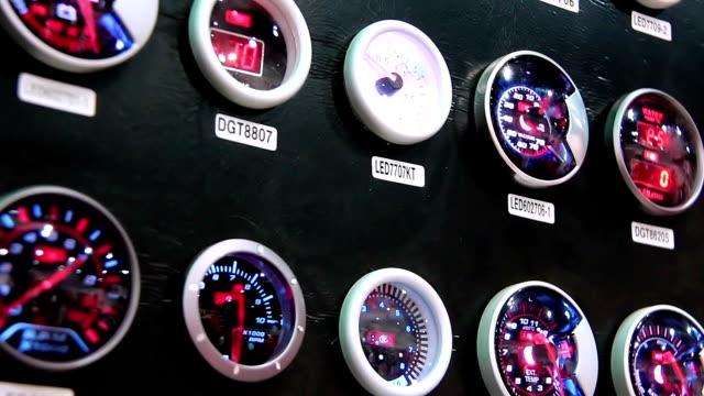 Car equipment video