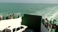 Car ferry video