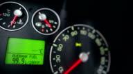 Car high fuel consumption video