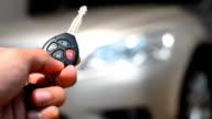 Car key video