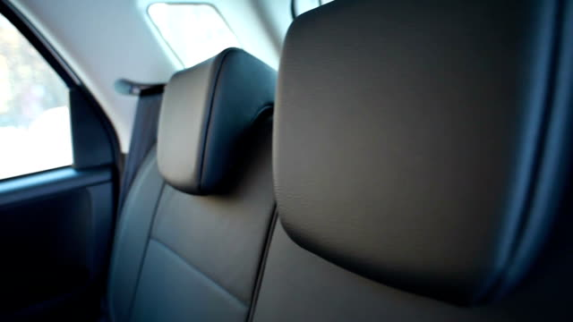 Car Leather Seat video