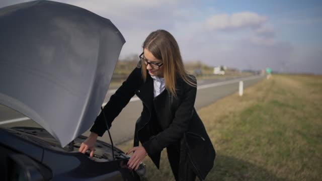 Car malfunction video
