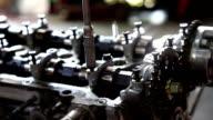Car Mechanic Overhaul Piston video
