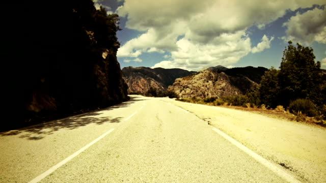 Car Onboard Camera: the roads of Corsica video