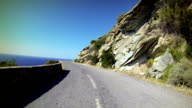 Car Onboard Camera: the terrible roads of Corsica video
