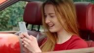 Car phone close video