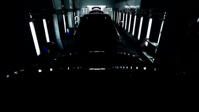 Car production video