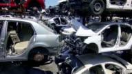 Car Recycling video