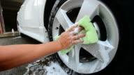 Car Tire Wash video