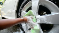 Car Tire Wash video