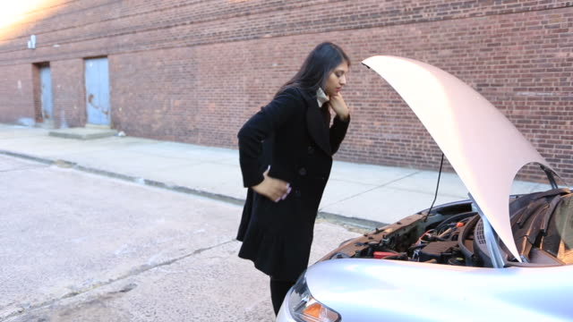 Car trouble video