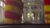 Car wash (timelapse) 4k video
