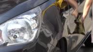 Car Wash  4K video