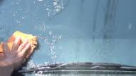 Car wash : HD Slow motion video