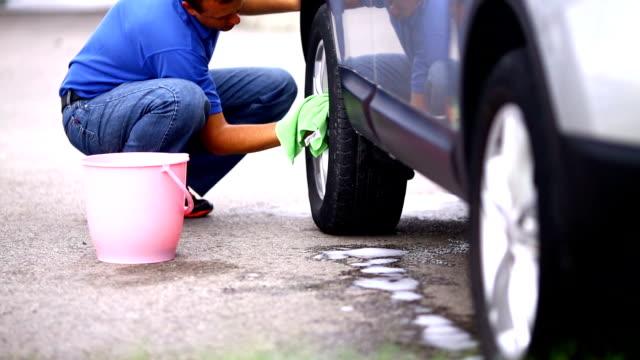 Car wash. video