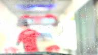 car washing video